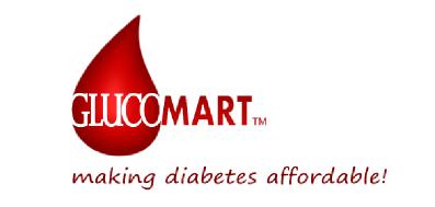 Glucomart logo
