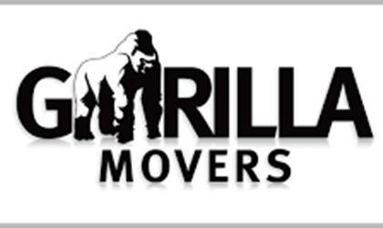 Gorilla Movers logo