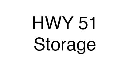 HWY 51 Storage logo