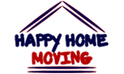 Happy Home Movers logo