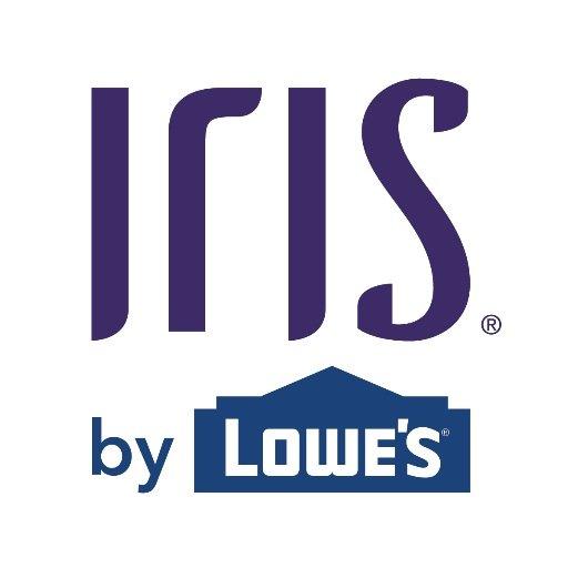 Iris by Lowe's logo