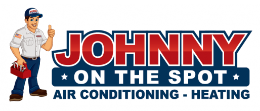 Johnny on the Spot logo