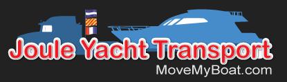 Joule Yacht Transport logo