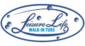 Leisure Life Walk-In Bathtubs logo