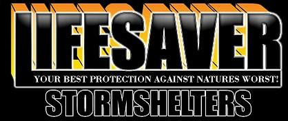 Lifesaver Storm Shelters logo