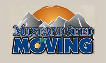 Mustard Seed Moving Company logo