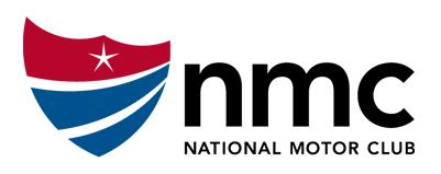National Motor Club logo