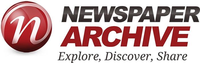 NewspaperARCHIVE logo