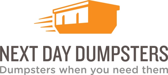 Next Day Dumpsters logo
