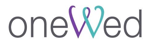 OneWed logo