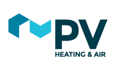 PV Heating and Air logo