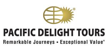 Pacific Delight Tours logo