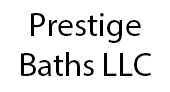 Prestige Baths logo