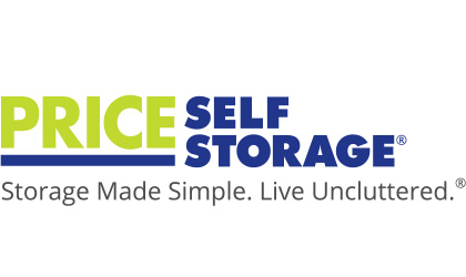 Price Self Storage logo