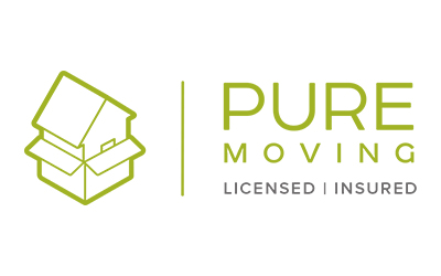 Pure Moving & Storage logo