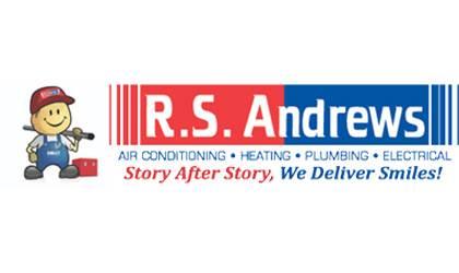 RS Andrews HVAC logo