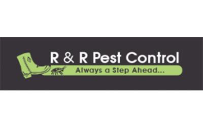 R&R Pest Control logo