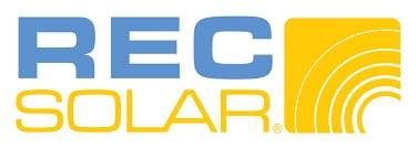 REC Solar logo