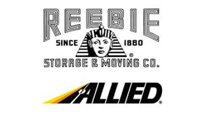 Reebie Storage & Moving Co. logo