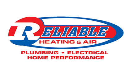 Reliable Heating & Air, Plumbing and Electrical logo
