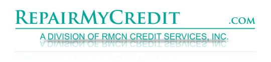 RepairMyCreditNow.com logo