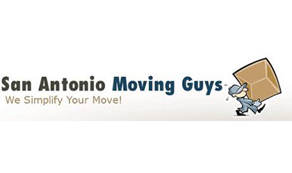 San Antonio Moving Guys logo