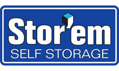 Store 'em Self Storage logo