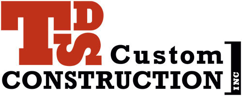 TDS Custom Construction logo