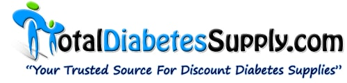 Total Diabetes Supply logo