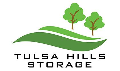 Tulsa Hills Storage logo