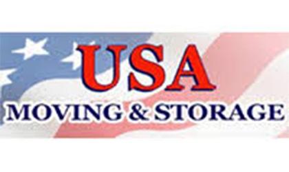 USA Moving & Storage logo