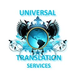 Universal Translation Services logo