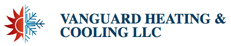 Vanguard Heating and Cooling logo