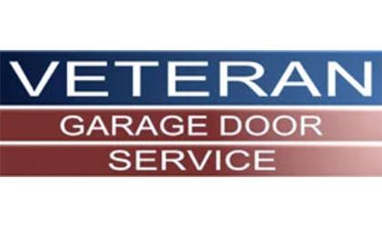 Veteran Garage Door logo