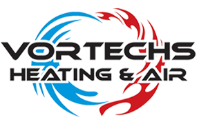 Vortechs Heating and Air logo