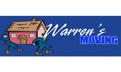 Warren's Moving logo