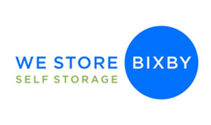 We Store Bixby Self Storage logo