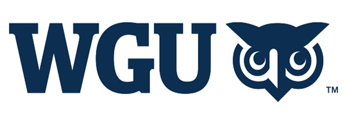 Western Governors University BS in Accounting logo