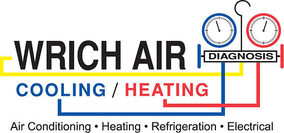 Wrich Air Cooling Heating logo