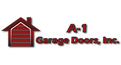A-1 Garage Doors logo