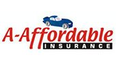 A-Affordable Car Insurance logo