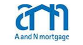 A and N Mortgage logo
