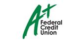 A+ Federal Credit Union logo