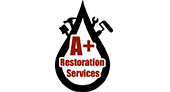 A+ Restoration Services logo
