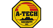 A-TECH Security logo