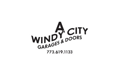 A-Windy City Garages & Doors logo
