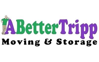 A Better Tripp Moving & Storage logo