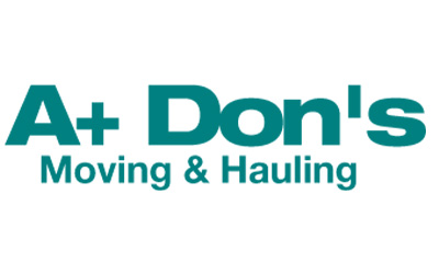 A+ Don's Moving & Hauling logo