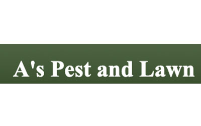 A's Pest and Lawn logo