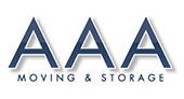 AAA Moving and Storage logo